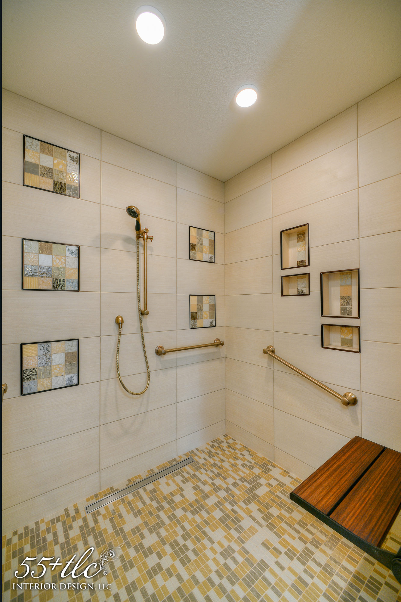 Award-winning ADA Shower